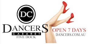 Dancers Caberet